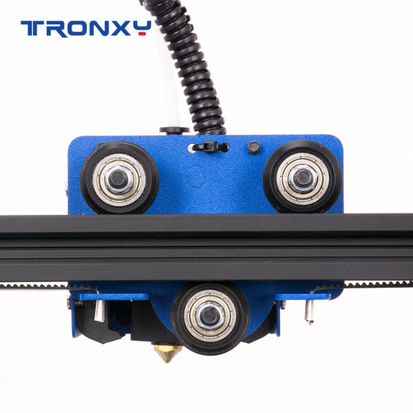 TRONXY XY-3 Pro DIY 3D Printer Kit 300x300x400mm Large Printing Area With 24V Power Supply/Titan Extruder/Silent Motherboard/Filament Detect