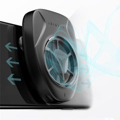 Flydigi Beewing Phone Radiator Hot Physical Cooling Fan for Samsung Huawei Xiaomi iPhone iPad Tablet