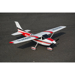 Hookll Cessna 182 1400mm Wingspan EPO RC Airplane KIT/PNP Aircraft Scale Plane Zoomed Fixed Wing