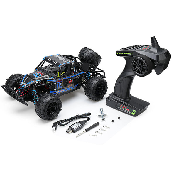 ENOZE 9303E 1/18 2.4G 4WD 40km/h RC Car Electric Off-Road Vehicles RTR Model
