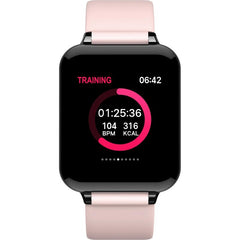 Bakeey B57 1.3' Color Screen Brightness Control HR Blood Pressure Weather Remind Sport Smart Watch