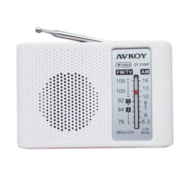 DIY Portable AM FM Radio Kit 76-108MHZ 525-1605KHZ Suitable For Electronic Teaching And Learning