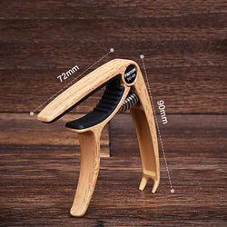 Aluminum Alloy Guitar Capo for Electric Acoustic Guitars