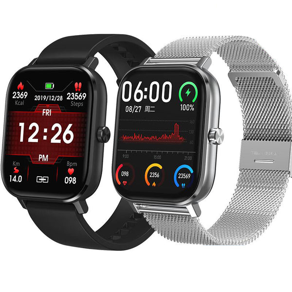 [bluetooth Call]DT NO.1 DT35 Dual Chip Wristband Blood Pressure Oxygen Monitor Fitness Tracker Lightweight Smart Watch