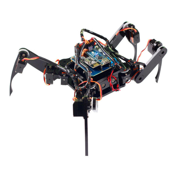 SunFounder Wireless Telecontrol Crawling Quadruped Robot Kit for  Nano DIY Kit