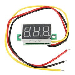DIY LM317 Adjustable DC Power Supply Kit With Voltage Meter