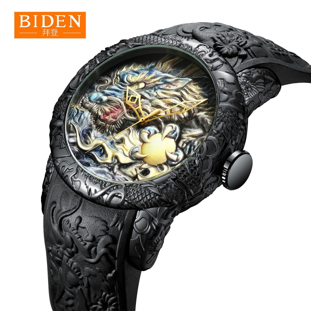 USA Imported Product, American style watch _ Authentic men's watch one generation-Alibaba and quartz watch Biden men's European, In USA