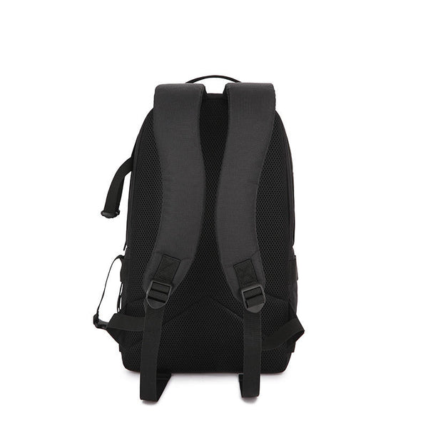 My Dear No Side Open Travel Carry Camera Bag Backpack for Canon for Nikon DSLR Camera Tripod Lens Flash Tablet Laptop Pad