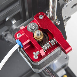 Creality 3D New Upgraded All Metal Red Block Bowden Extruder Kit for Ender-3/Ender-3 Pro/Ender-3 V2/CR-10 Pro V2 3D Printer