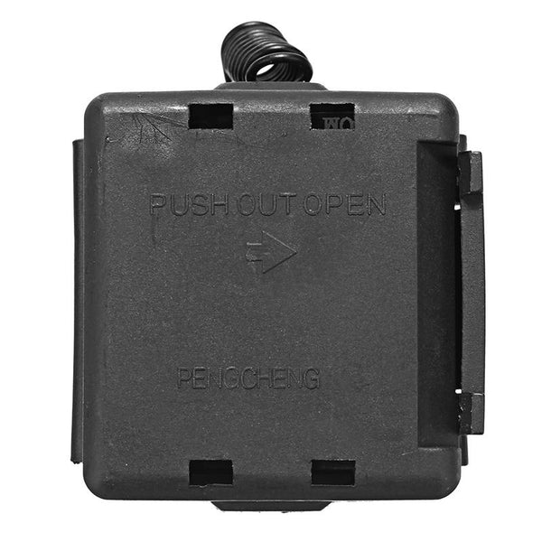 Black Case Cover For 315MHz Wireless Switch Remote Control Relay Transmitter Receiver