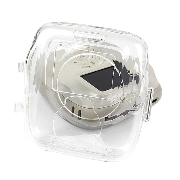 SQ20 Camera Special Transparent Shell Crystal Protective Cover Environmental Protection Storage Case With Strap