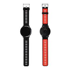 Bakeey 22mm Universial Replacement Silicone Watch Band for Xiaomi Amazfit Smart Watch Huawei Watch 2