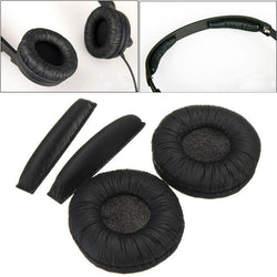Replacement Ear-pads  With Headbrand Cushions For Sennheiser Headphone