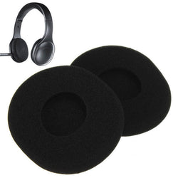 Replacement Sponge Ear Pads For Logitech H800 Headphones