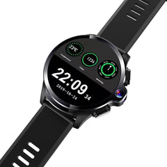 [Face Unlock] AllCall Awatch GT Face Recoginition Dual Chip System 3G+32G Dual Cameras 1260mAh Big Battery 4G-LTE Watch Phone
