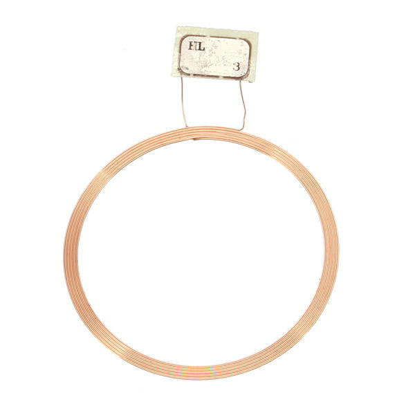 10Pcs NFC Coil UID Changeable RFID Card with Block Writeable Chip for 1K S50 13.56Mhz NFC Card