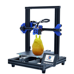 TRONXY XY-2 PRO V-slot Prusa I3 DIY 3D Printer Kit 255*255*260mm Printing Size Titan Extruder Available With Power Resume / Filament Detect / Auto Leveling Function