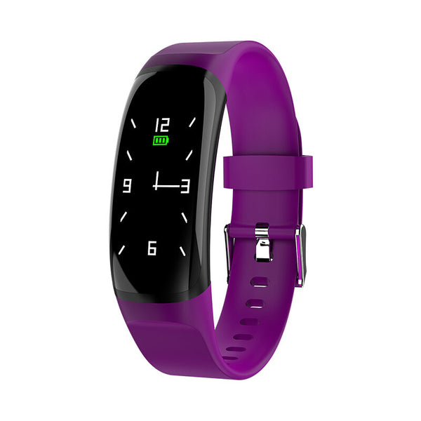 XANES MK04 Color Screen Smart Bracelet  IP67 Waterproof Heart Rate Fitness Smart Watch mi band