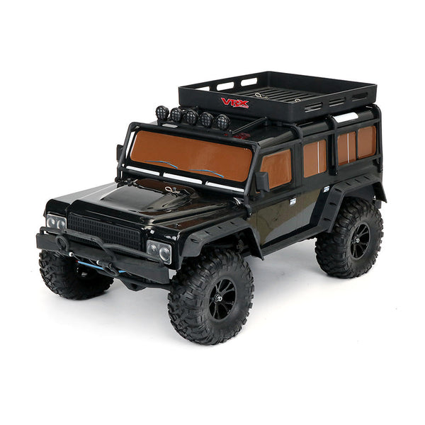 VRX RH1047 BF-4J Racing 1/10 4WD 2.4G 2CH Rock Crawler Electric Battery Powered RC Car