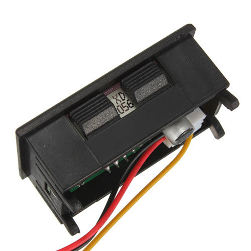 Mini Digital Volt Meterr Red Led Panel Meter DC 0V To 99.9V