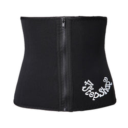 Four Segment Neoprene Breathable Waist Slimming Belt Weight Loss