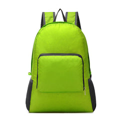 Folding Bag Light Waterproof Bag Sports Leisure Backpack Multi-functional OutdoorTravel Bag