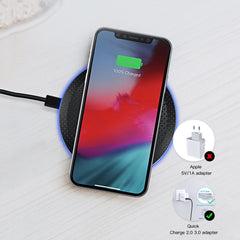 Bakeey 15W Wireless Charger Fast Charging For iPhone XS 11Pro Huawei P40 Pro Xiaomi MI10 S20+ Note 20