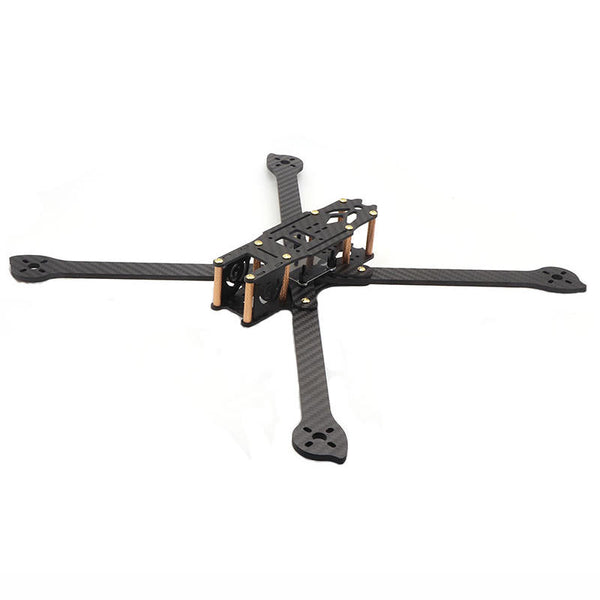 HSKRC XL5/6/7/8/9 232/283/294/360/390mm Carbon Fiber FPV Racing Frame kit for RC Drone