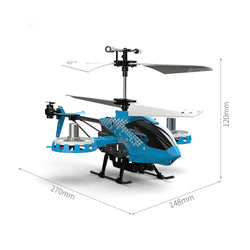 UDIRC D28 4.5CH  RC Helicopter RTF Anti-collision for Children Outdoor Toys