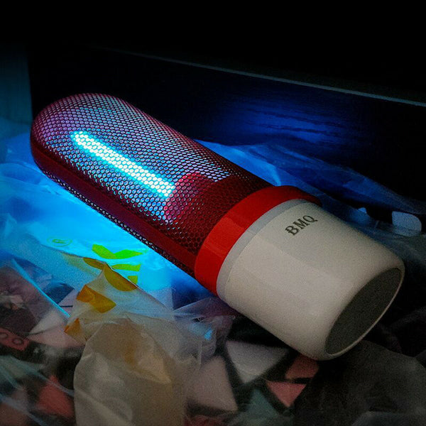 Universal UV Lamp Germicidal Disinfection Light Portable Mini Ozone Device For Car Home Office