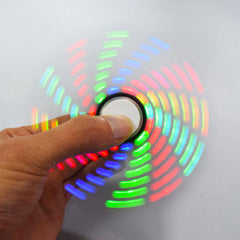 Geekcreit DIY Full Color Rotating POV LED Hand Spinner Electronic Kit
