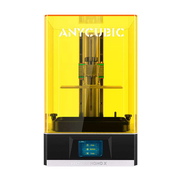 Anycubic Photon Mono X UV Resin SLA 3D Printer 192x120x245mm Printing Area with 4K LCD / APP Remote Control / Matrix UV Light Source / Upgraded Cooling System / Top Cover Detection