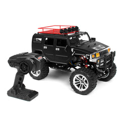 HG P403 1/10 2.4G 4WD 20km/h Black Color Rc Car Rock Crawler Off-road Truck RTR Toy
