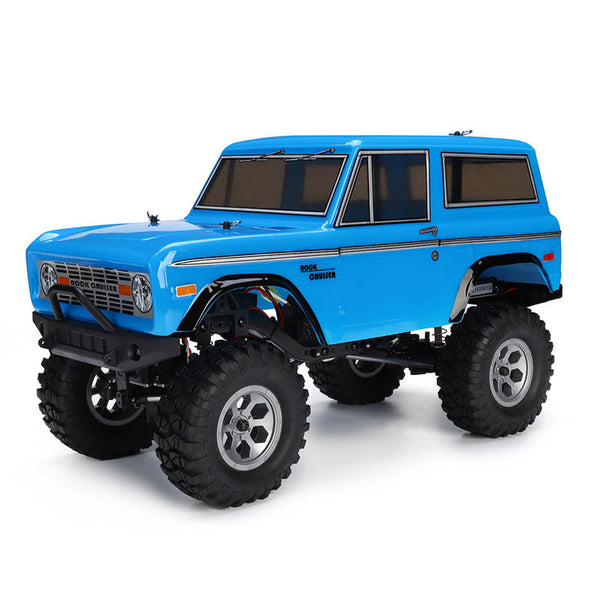 HSP RGT 136100 1/10 2.4G 4WD Racing RC Car Off-Road Rock Crawler Climbing High Speed Truck Toy