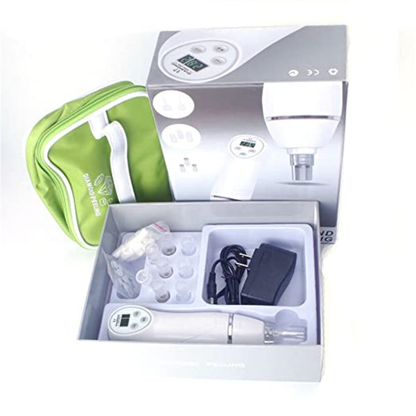 Mini Diamond Dermabrasion Blackhead Vacuum Suction Remover Machine