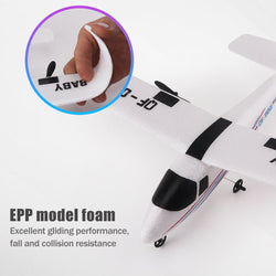 QF002 352mm EPP 2.4Ghz 2CH GYRO Mini RC Airplane RTF