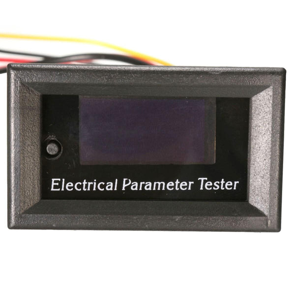 Oled LCD 33V 10A DC Combo Meter Voltage Current Tester Power Capacity Battery Monitor