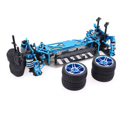 ZD Racing Pirates3 TC-10 Kit 1/10 4WD RC Car Tourning Vehicles Frame Kit without Electronic Parts