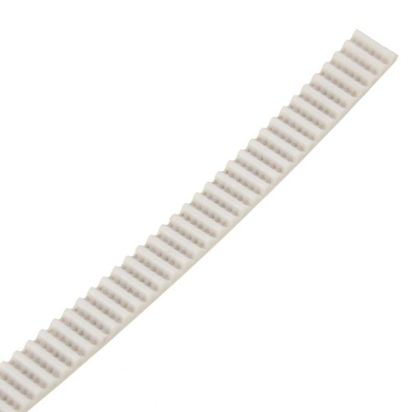 5M GT2 2GT Width 6mm White Open Timing Belt For 3D Printer