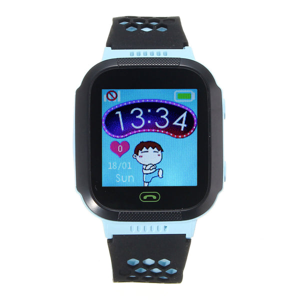 1.44in Touch Screen Anti-lost Children Digital Smart Watch HD Camera SOS Kids Sport Watch