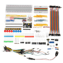 Electronic Components Super Starter Kits Power Supply Module Resistor Dupont Wire With Carton Box Package