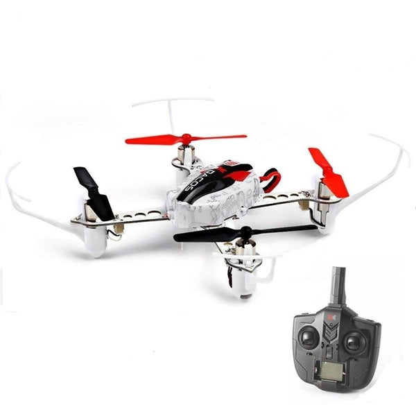 XK X100 With 3D 6G Mode Inverted Flight 2.4G 4CH 6 Axis LED RC Quadcopter BNF And RTF