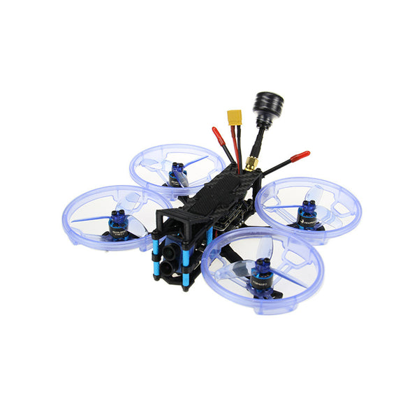 HGLRC Sector132 4K 132mm F4 3-4S 2.5-3 Inch FPV Racing Drone PNP BNF w/ Caddx Tarsier 4K V2 Camera