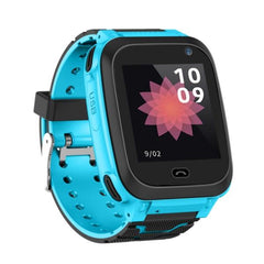 Bakeey DS38 1.44inch Touch Screen Waterproof LBS Location SOS Camera Flashlight Children Smart Watch
