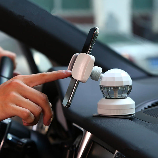 Remax Aromatherapy 360 Degree Rotation Dashboard Car Phone Holder for 4-6 inch Xiaomi Huawei