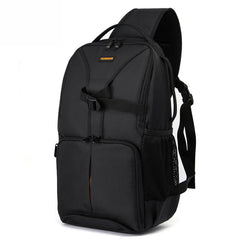 HUWANG 7495 Multi-functional Waterproof Large Capacity Triangular DSLR Camera Bag Case Backpack
