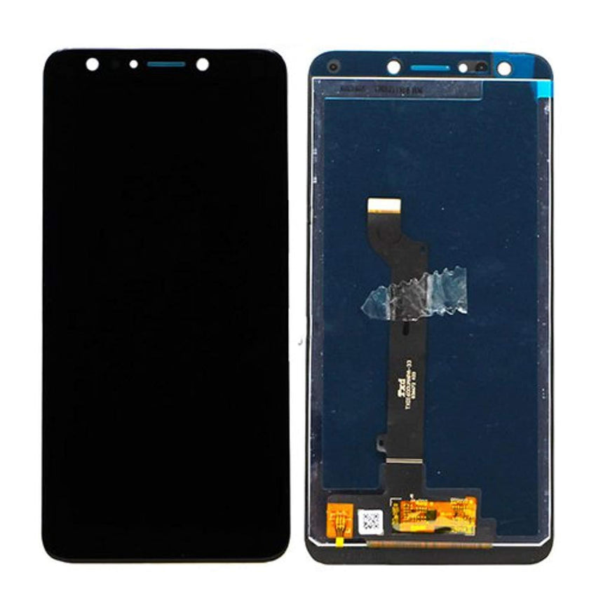 100%, Guarantee Money Back, New High Quality LCD Screen Display Touch Panel Digitizer Assembly Replacement For Asus ZenFone 5 Lite 5Q X017DA ZC600KL S630 USA Imported Product - EY Shopping