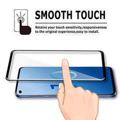 High Quality HD Clear screen protector 3D Glass for Samsung Galaxy S10 Screen Protector Tempered Glass, [2pack] for Galaxy S10 Curved Cover Protective Film (Support Fingerprint Unlocking USA Imported Product - EY Shopping
