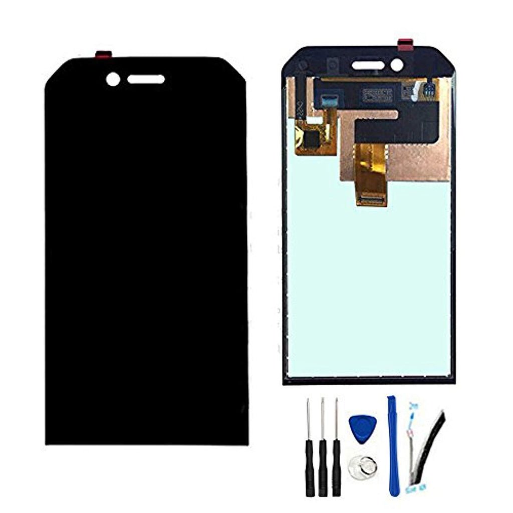 "100% Brand New High Quality USA Imported Product SOMEFUN LCD Display Screen Digitizer Touch Panel Assembly Replacement For Caterpillar CAT S41 5.0"" Black"