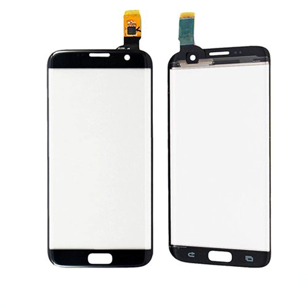 Digitizer Replacement High Quality Front Screen Touch Panel, For Samsung Galaxy S7 Edge G935 Black USA Imported Product